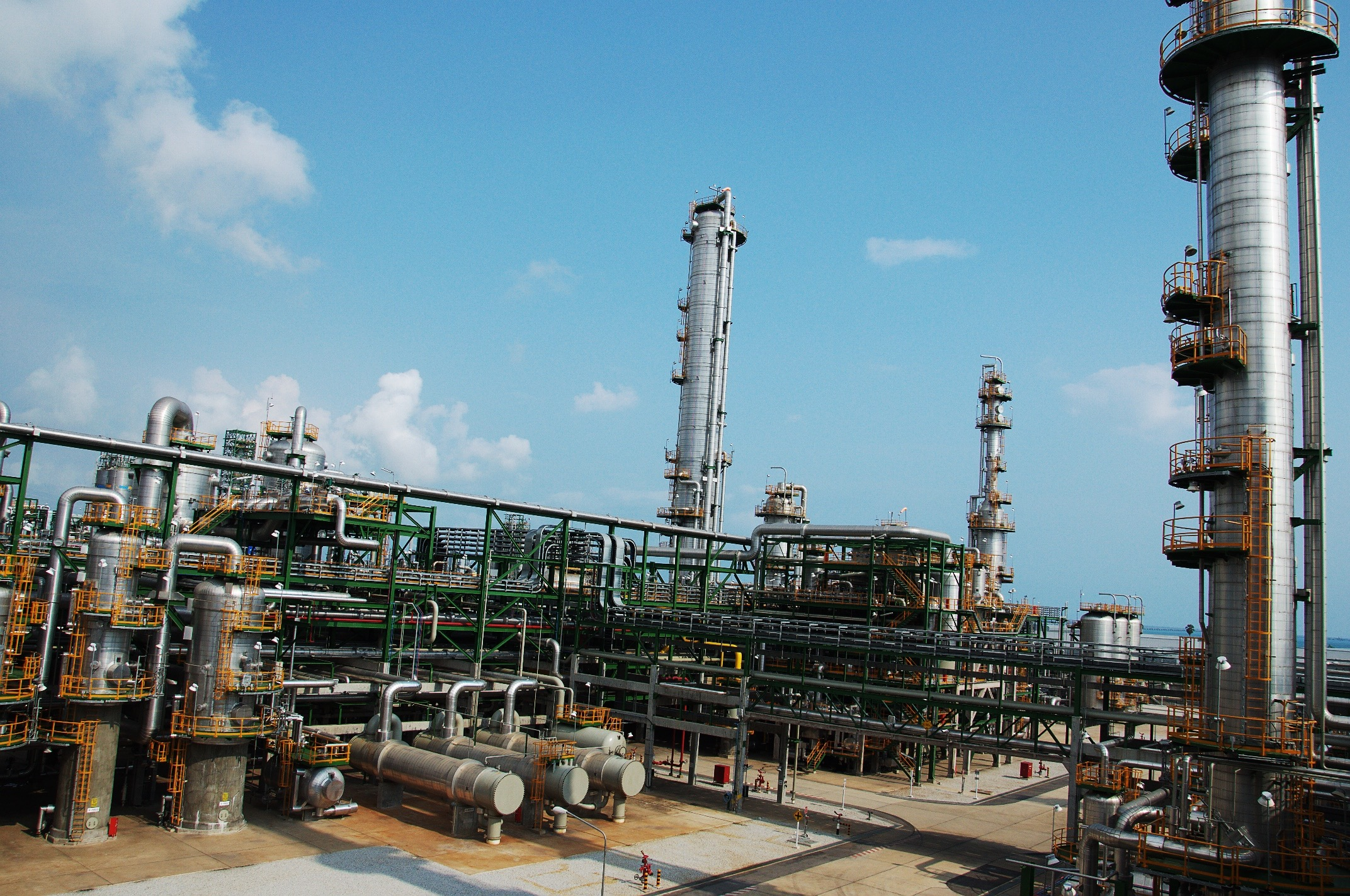 Petrochemical Complex Project Facts | PTTGC America